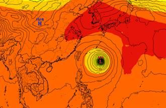 霸王颱梅莎衝今年最強 影響台灣「兩個重點」