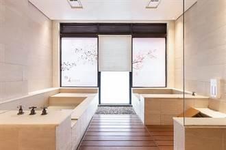 六福居攜水美溫泉會館推日系泡湯之旅 兩人成行最低24折
