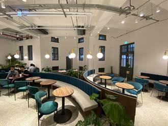 日據拘留所變咖啡館 奪歐洲設計奧斯卡