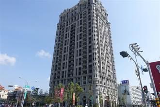 【安平】興富發博悦 市政5期首棟巴洛克建築