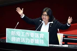政府開放美豬、牛 綠委王美惠:說沒人反對是騙人的