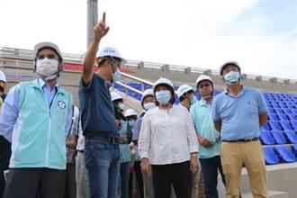 嘉義市立棒球場整修施工 黃敏惠:諸羅山盃國際少棒賽如期舉行