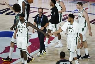 NBA》爆公鹿原定只罷賽1場 而非剩餘球季