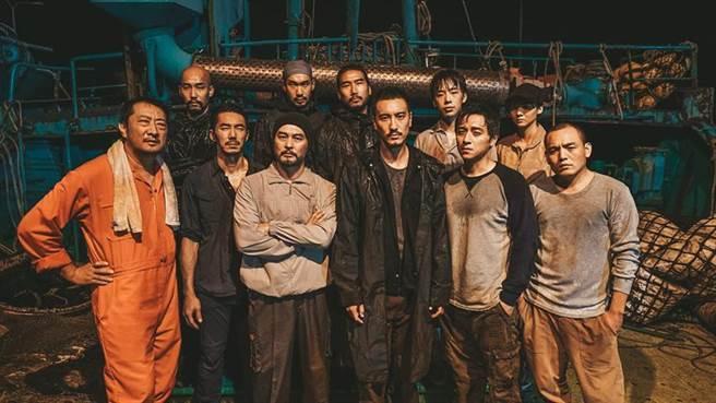 (海樂將在9月11日推出國內首部海怪驚悚片《海霧》。圖/海霧臉書)