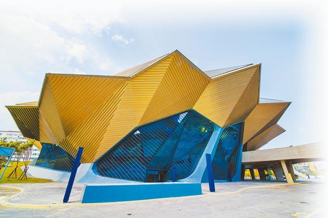 台北流行音樂中心,由美國建築師事務所RUR Architecture設計。(北市文化局提供)