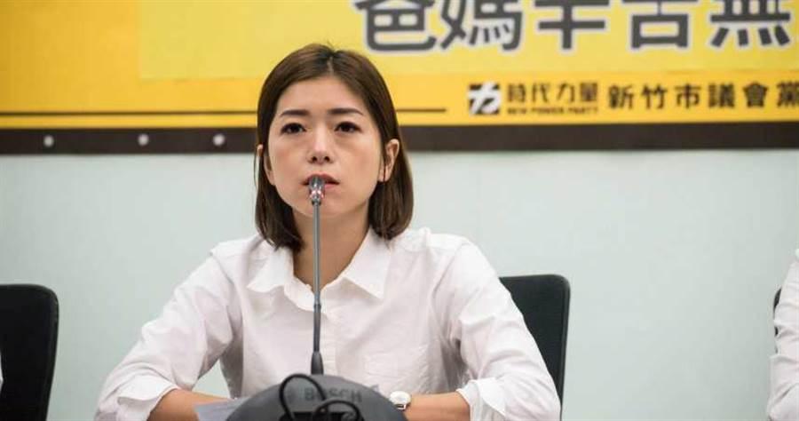 時代力量高鈺婷獲選為時力新科黨主席。