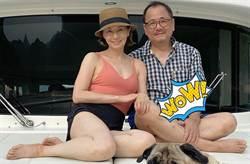 張國榮唯一認愛女友 60歲毛舜筠曬雪白美腿辣翻