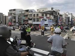 91起南警強力執行路口安全大執法