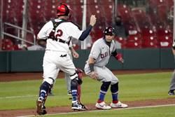 MLB》張育成本季首打點 紅雀神奇雙殺60年首見