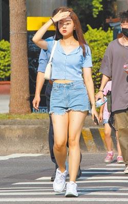 史上最熱夏天 均溫高達29.54度