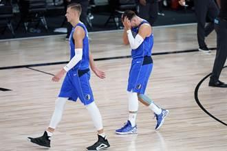 NBA》獨行俠完了?波爾金吉斯宣告首輪報銷