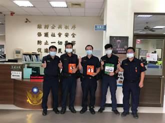男買完毒品躲空屋吸毒 剛吸就遭台南警逮捕
