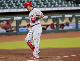 MLB》運動家大補強 買走天使球星拉史泰拉