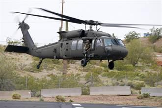 美軍演訓再傳意外 黑鷹直升機訓練墜毀 2死3傷