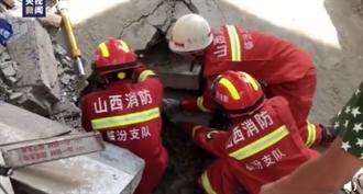 山西臨汾一飯店坍塌事故已致13人遇難