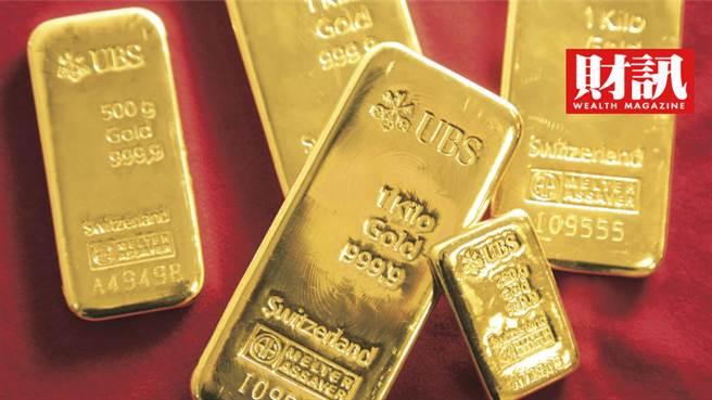 今年因黃金ETF淨流入激增,金價於8月上旬突破2000美元創下新高。(圖/陳俊松攝))