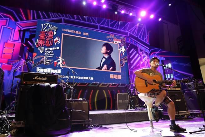 蘇明淵入圍本屆金曲獎最佳台語男歌手獎。(新視紀整合行銷提供)