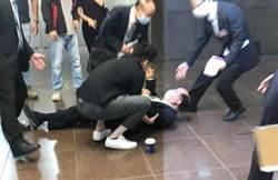 胡志強跌倒喊要「跟韓市長保持距離」 韓國瑜打2通電話關切