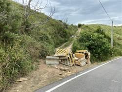 越野車露營客闖新埔嶺頂祕境 保育團體憂猛禽棲地遭破壞