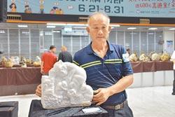 嘉市石猴雕刻賽 退休消防員奪冠