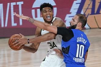 NBA》重新開打!公鹿變走魔術挺進次輪