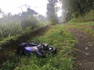 北宜又1死 18歲重機騎士撞護欄摔落邊坡亡