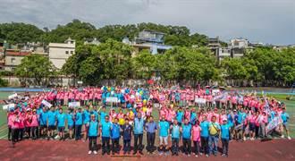 台北榮總新竹分院創院65週年親子運動會
