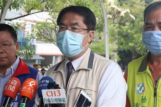 台南自治條例零檢出 黃偉哲:不是問題