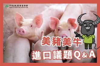 外食族不想吃到美豬 農委會Q&A趕緊看
