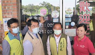台南市「國產豬」標誌31日全面上路