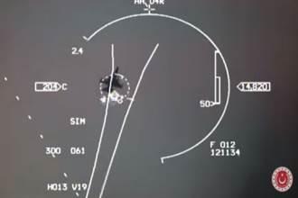 同型機互打 土耳其F-16攔截希臘F-16
