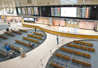 旅客少千萬 台經濟損失4千億