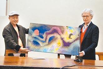 旅歐畫家林伯禧 獲選高市10傑