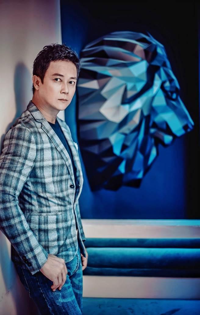 王燦表演層次再提升,盼能拼進金鐘再創事業新里程碑。