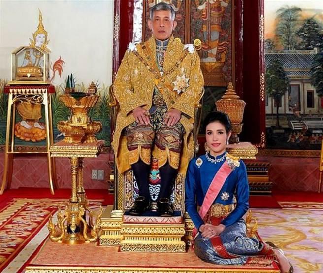 泰國廢妃詩妮娜(路透)