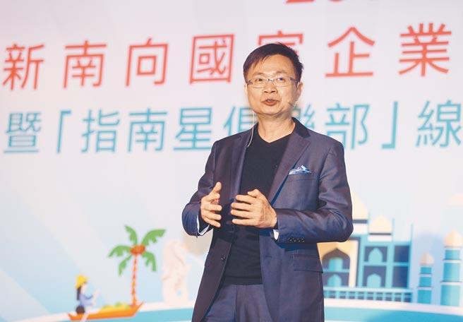 貿協董事長黃志芳指出,東協與南亞國家經濟快速發展,已成台商投資熱點。(本報資料照片)