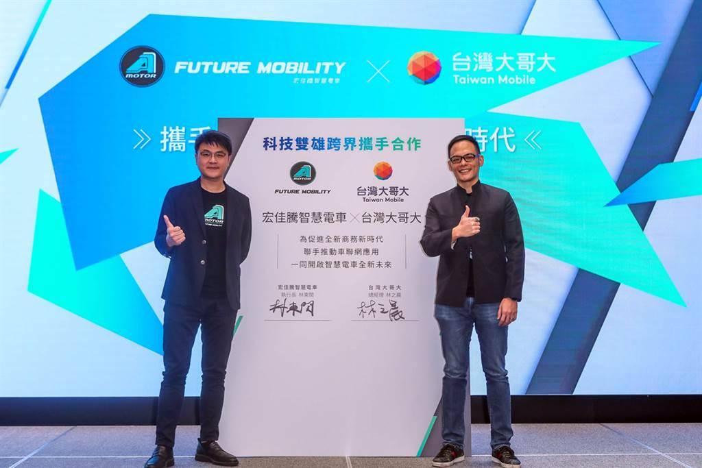打破Gogoro的框架 宏佳騰智慧電車發表Ai-2 Gather三輪電動概念車