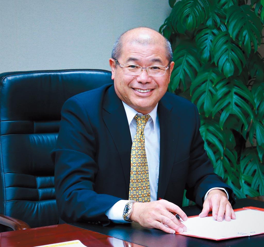 中小信保基金董事長李耀魁。圖/信保基金提供