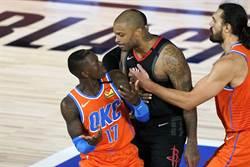 NBA》偷打要害不用禁賽 薛洛德罰款了事