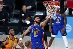 NBA》賈瑪莫瑞再轟50分 金塊扳平進入搶7