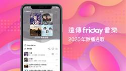friDay音樂2020上半年熱門音樂出爐 鄧紫棋奪雙冠