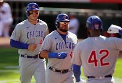 MLB》小熊外野3人好可怕 同場雙響炮創百年紀錄