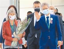 華航與捷克參議長交流 評估台北-布拉格航線