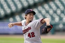 MLB》前田健太6局8K 隊友不幫忙吞本季首敗