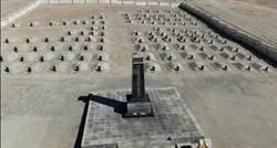 網曝中印邊界解放軍官兵墓群照片 加拉萬衝突或陣亡35人