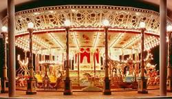有全球最古老旋轉木馬的東京豐島園吹熄燈號