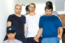 遙控全球ATM吐鈔 國際駭客栽在台灣檢警手裡 一銀盜領案 外籍犯陸續刑滿出獄