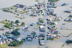 地球發燒 颱風一來強降雨下不停