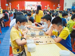 紅面棋王爭霸賽 逾千人板橋對弈
