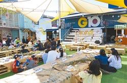 捷運施工影響 G10貨櫃市集收攤